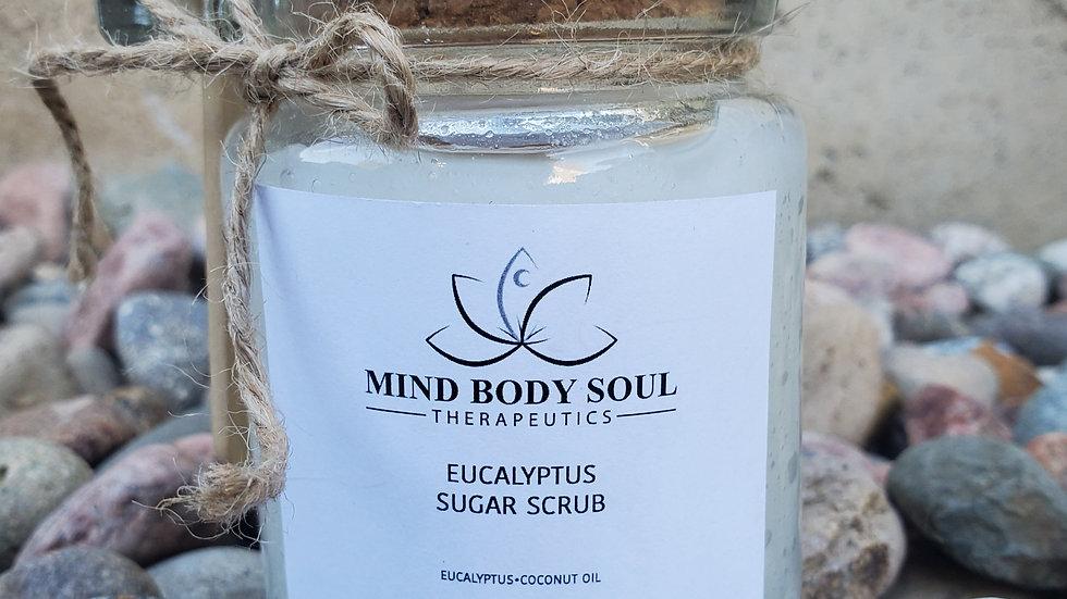 Eucalyptus Sugar Scrub