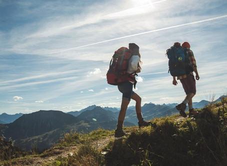 Post Hike Massage: Benefits