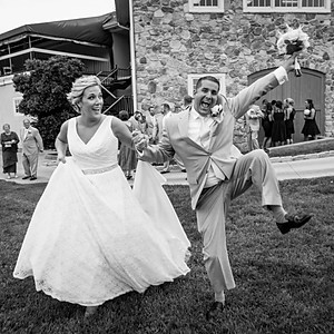 Megan & Matt: Concord Country Club Wedding