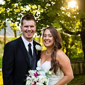 Kelly & Larry: Highpoint Wedding
