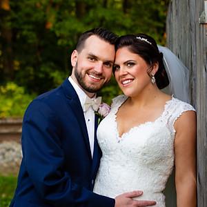 Lisa & Nick: Mendenhall Inn Wedding