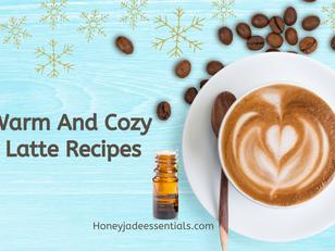 Winter Essential Oil Latte Recipes
