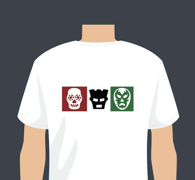 T Trio Masks 3