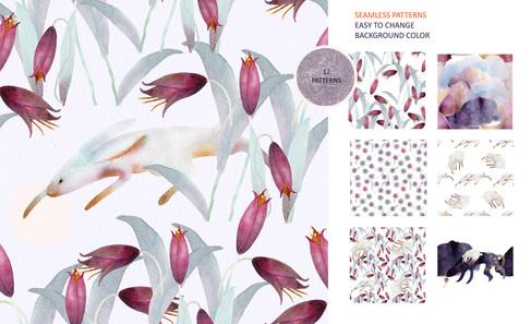 Project: Fabric design