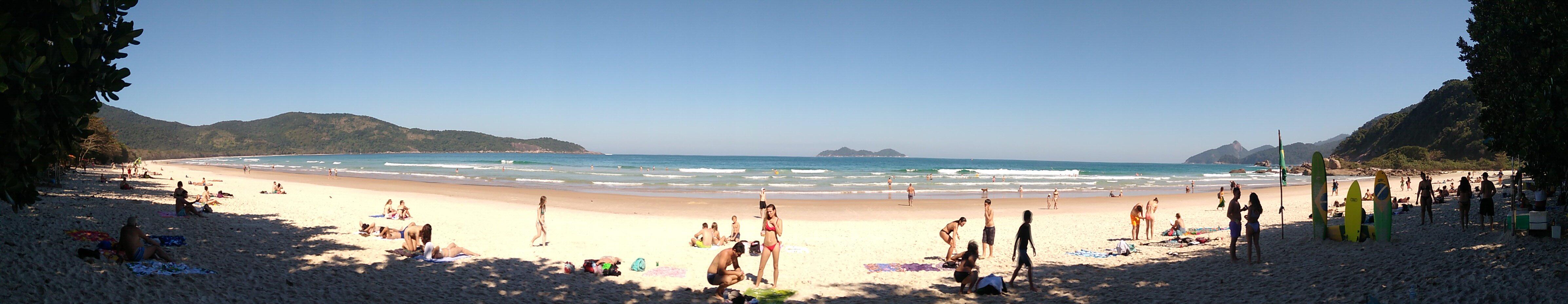 Praia de Lopes Mendes  em Ilha Grande  2