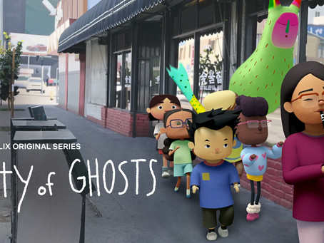 City of Ghosts Streaming Now on Netflix