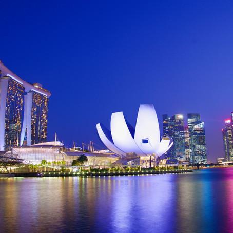 La porta che connette il mondo intero - Singapore