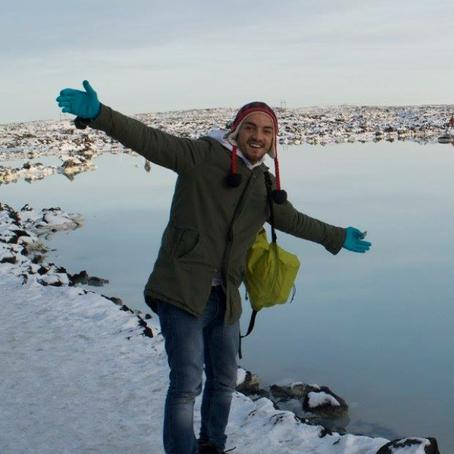 Un alieno in Islanda