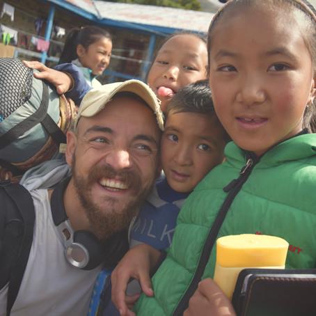 Vivere l'Himalaya e il trekking dell'Annapurna - Video Intervista