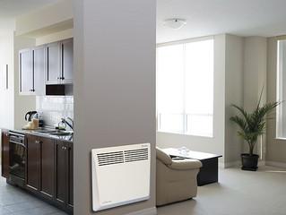 Где поставить конвектор в квартире?