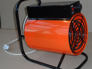 Способы использования тепловентилятора серии «ТВ»
