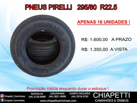 Promoção de pneus - 16 unidades !