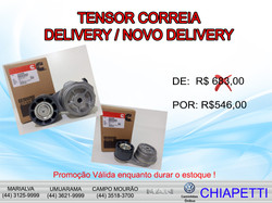 Tensor Correia