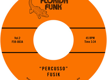 FUSIK - PERCUSSO NOW AVAILABLE