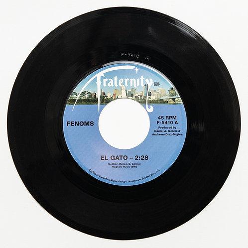 "Fenoms - El Gato / Menace - (7"" Vinyl)"