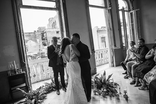 Cuba Wedding Viviimage Photography