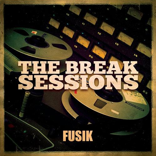Fusik - The Break Sessions - (CD Album)