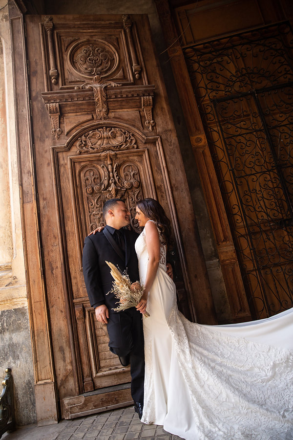 Cuba Wedding Viviimage Photography Bride and Groom
