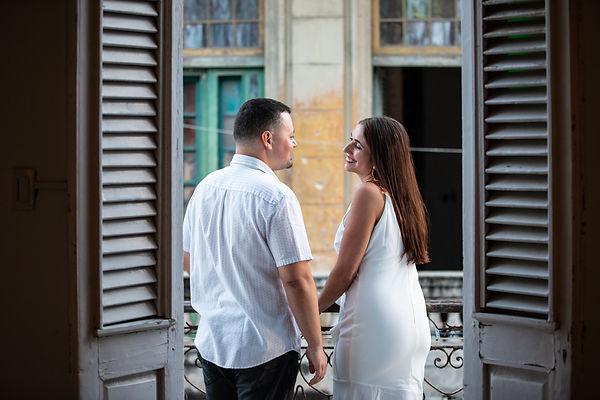 VP200305 Nadia & Danny Naval Engagement_