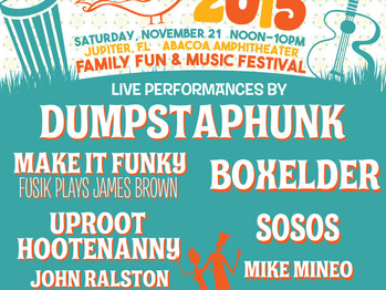 HOPEFEST 2015 Family Fun & Music Festival