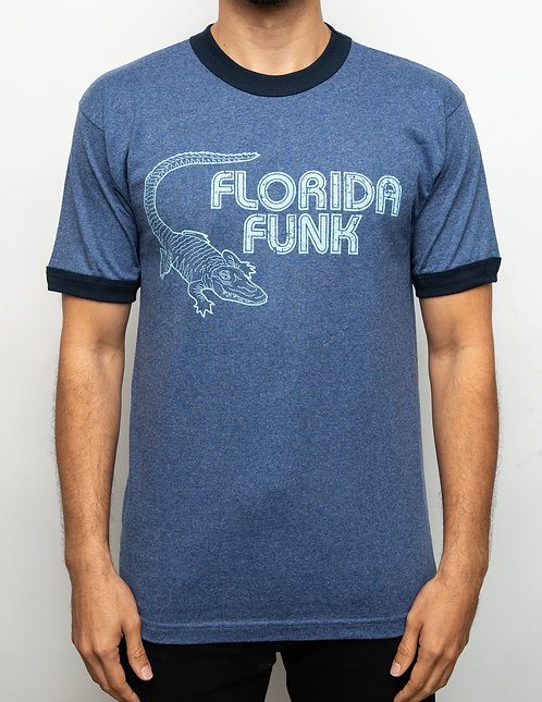 Florida Funk (Denim Heather / Navy)