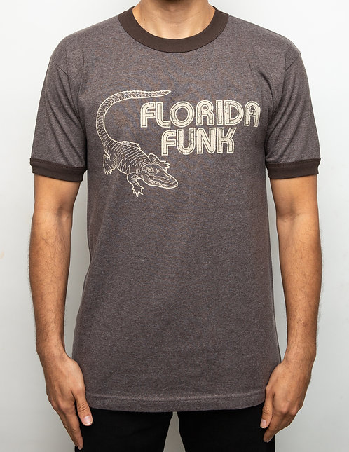 Florida Funk (Brown Heather/ Dark Chocolate)