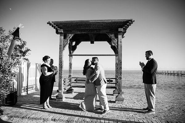 Caribbean Resort Islamorada Florida Wedding