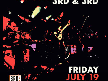 Fusik debut at 3rd & 3rd July 19th!