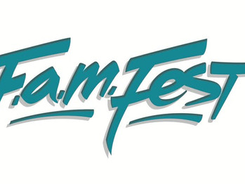 FAM FEST (FLIPSIDE ARTS & MUSIC FESTIVAL) 2018 IS HERE!