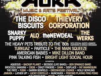 AURA MUSIC FESTIVAL 2016