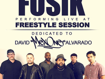Fusik Returns to Freestyle Session: MEX ONE Dedication