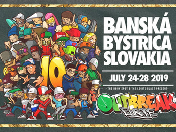 Fusik at Outbreak Europe 10th Edition!