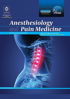 Journal of Anesthesiology and Pain Medicine