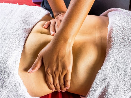Massage Therapy Lessens Pain Caused by Menstruation and Sex