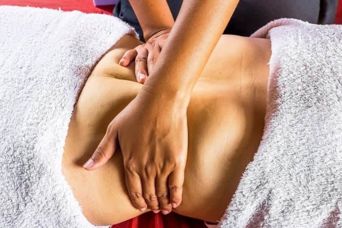 Abdominal Massage for Painful Intercourse