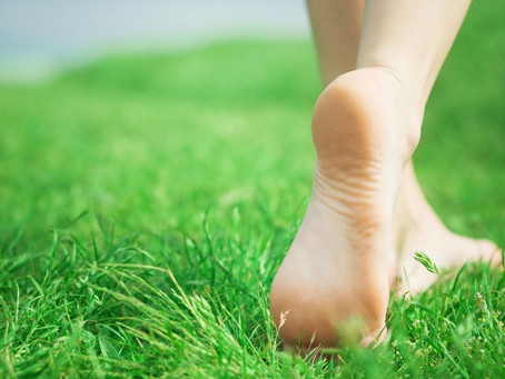 Relieve Pain, Take Off Your Shoes