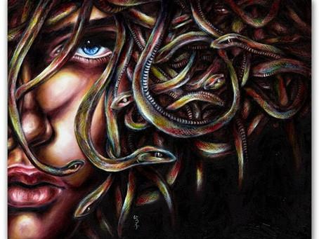 Trauma is a Lie. Medusa was Always a Monster