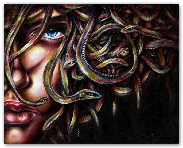 Medusa was Always a Monster, Healing Trauma, Sexual Assault