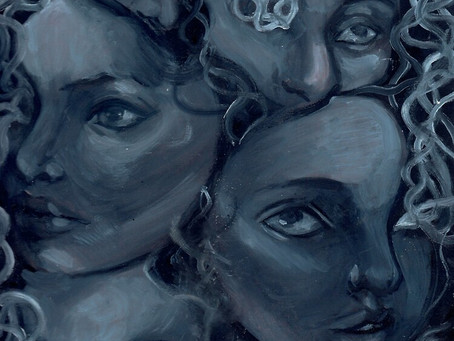 """InValid Emotions: Working excerpt from my upcoming book """"Medusa was Always a Monster"""""""