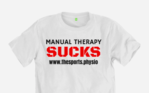 Manual Therapy Sucks