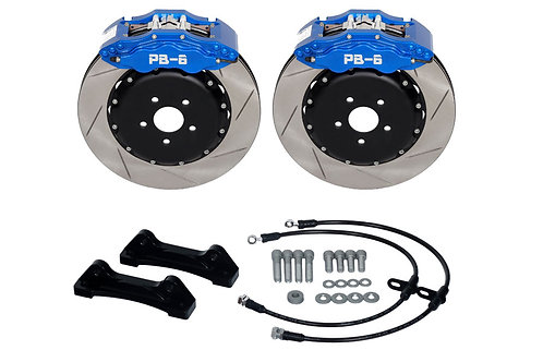 Front Big Brake Kit 6-pot