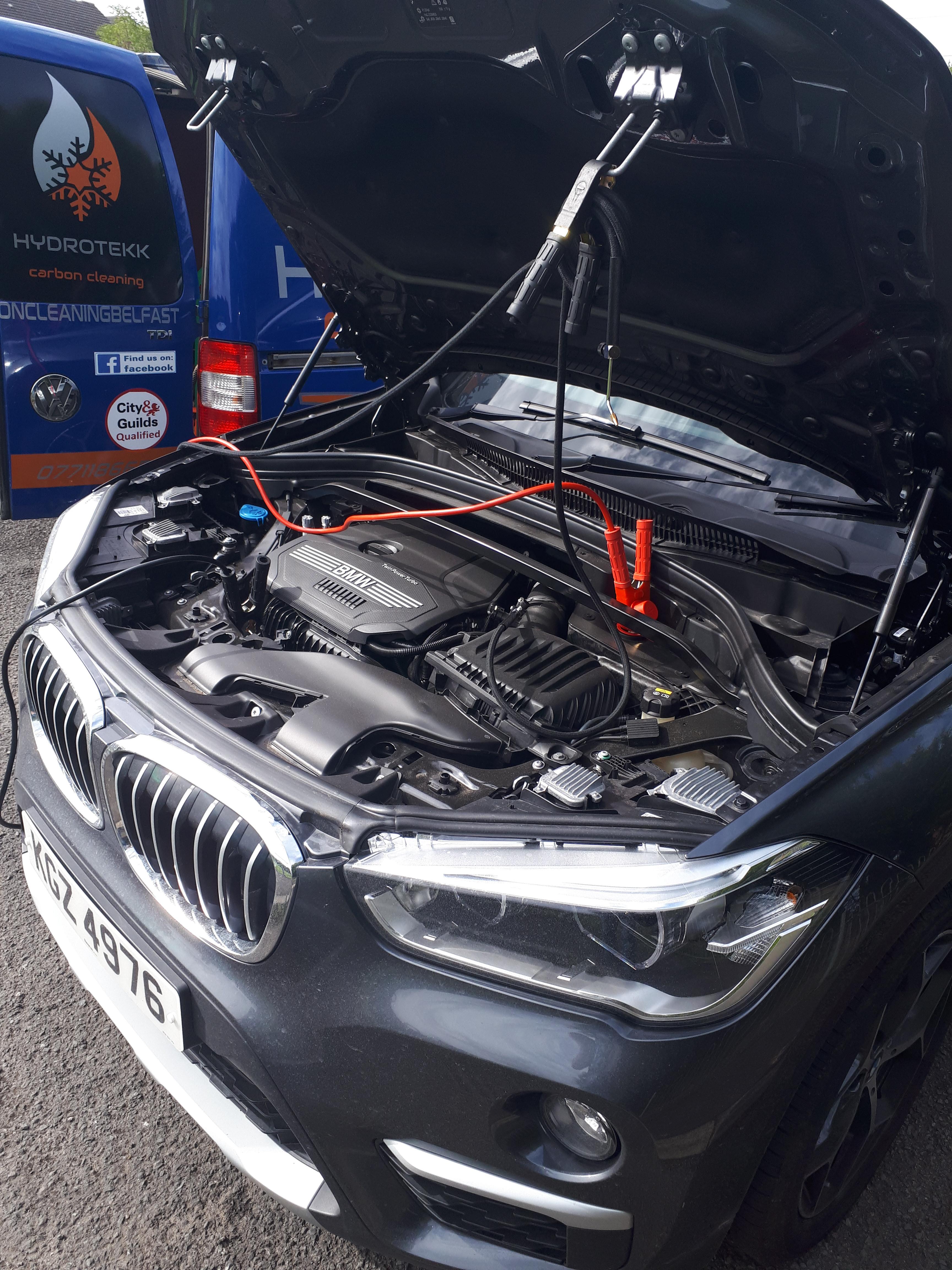 Engine carbon clean 0-1000cc