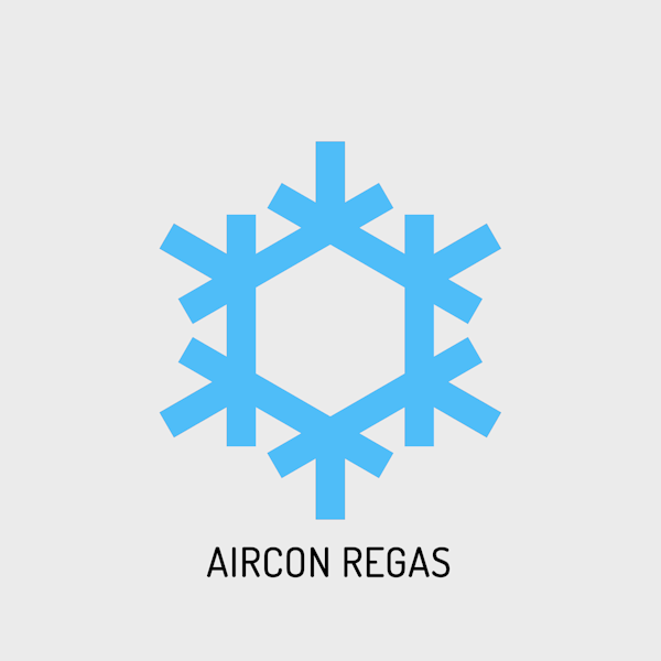 airconditioning re-gas