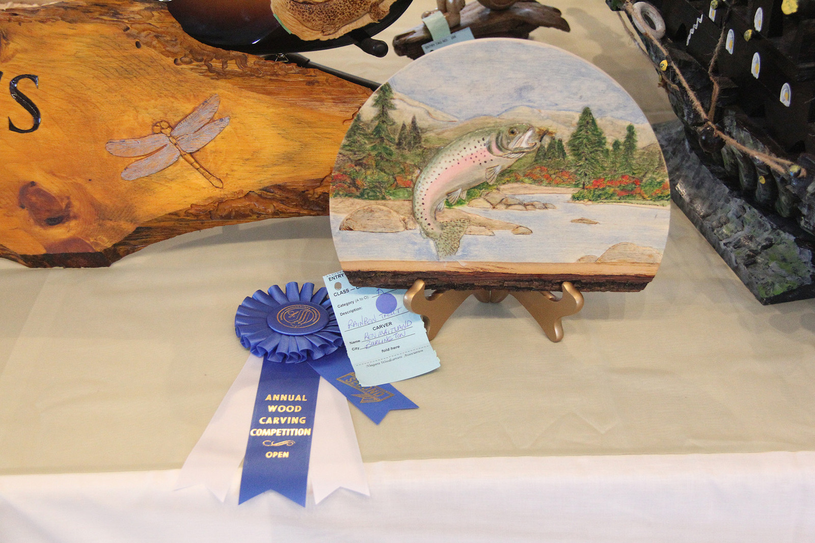 Show Pictures 2019 | niagarawoodcarvers