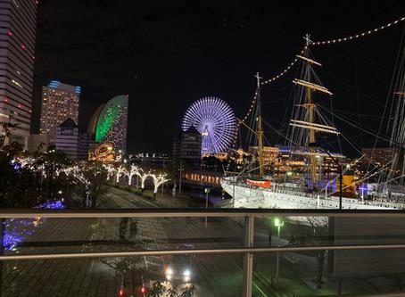 Christmas mood in Japan