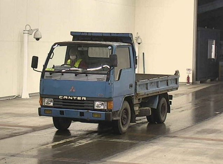 MMC CANTER TRUCK FOR SALE