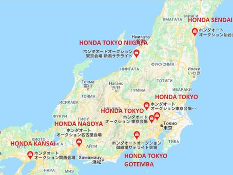 HONDA AUTO AUCTIONS GROUP (AKEBONO)