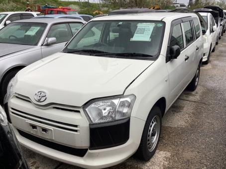 Toyota Probox for sale (Akebono)
