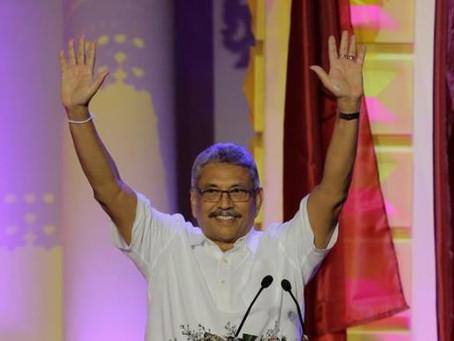 Presidential election in Sri Lanka