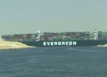 Blocked Suez Canal raises new threat to global supply chains
